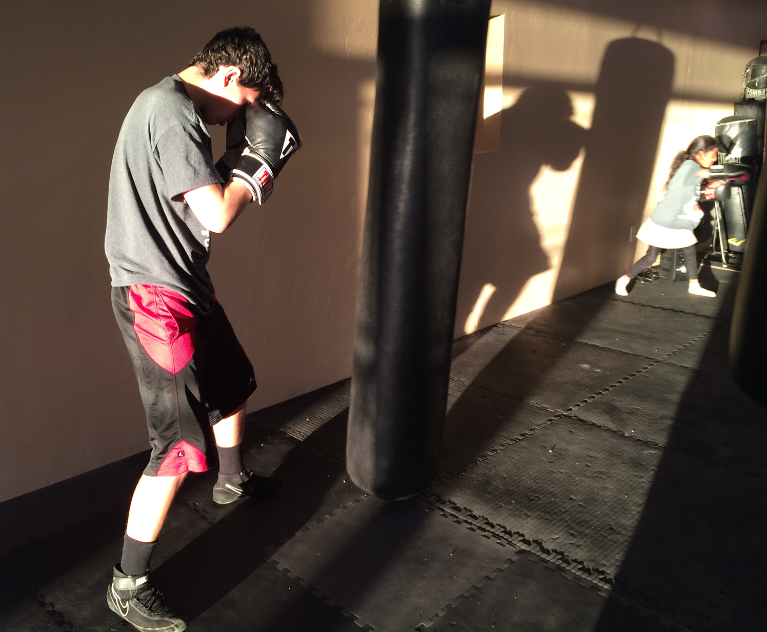 Bringing hope and boxing to young people in Phoenix